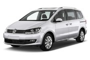 VW Sharan Style BlueMotion Technology